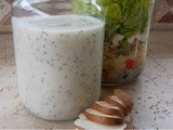 5-Minute Poppy Seed Salad Dressing