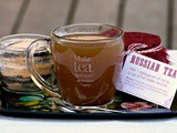 Curl Up with a Cup of Russian Tea {Recipe}
