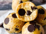 Quick and Easy Choc Chip Anzac Bliss Balls