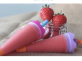 Sugar Free Strawberry Ice Pops – Ad