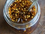 Sichuan Red Chile Oil