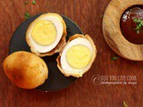 Easy Egg Samosa | Boiled Egg Samosa