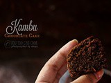 Kambu Chocolate Cake Using Pressure Cooker | Bajra Chocolate Cake | Millet Cake Recipe | Pearl Millet Chocolate Cake | Kambu Maavu Cakea