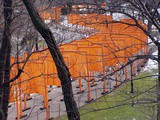 Remembering The Gates by Christo nyc 2005