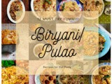 12 Must Try Biryani Recipes | Ramadan Menu Plan (11-15)