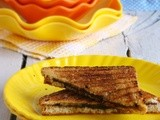 Grilled Chocolate Banana Sandwiches are more