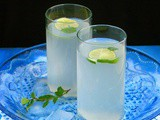 Mint Limeade – An easy to make 'Summer Drink'