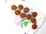 {Ramadan Special} – Fish Shami Kababs by Razina of 'The Foodie Delight'