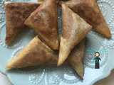{Ramadan Special} – Tuna Samosas by UmmuMuhammad of 'Halal Food Adventures'