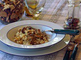 Vegan Risotto with Mushrooms