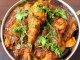Indian chicken curry recipe, dhaba style