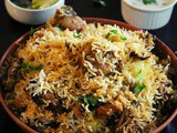 Pakistani biryani recipe, Pakistani chicken biryani
