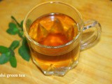 Tulsi tea recipe, tulsi leaves for weight loss | tulsi green tea